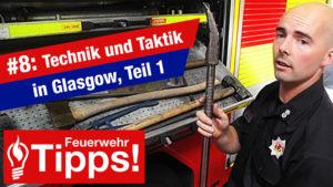 #8: Technik und Taktik in Glasgow, Teil 1