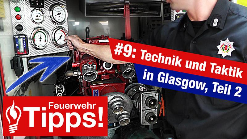 #9: Technik und Taktik in Glasgow, Teil 2
