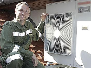 Wirtschaftliche Heizung für Feuerwehrhäuser