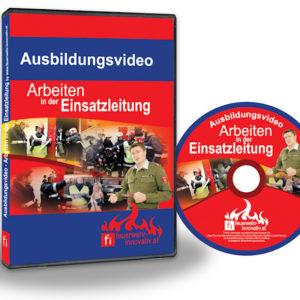"""""""Arbeiten in der Einsatzleitung"""" Ausbildungsvideo"""