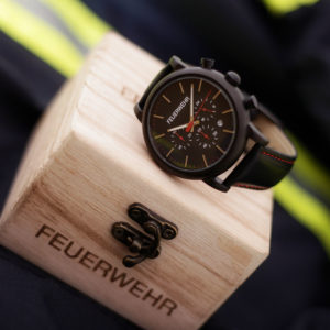 Exklusive Feuerwehr Armbanduhr – Limited Edition!