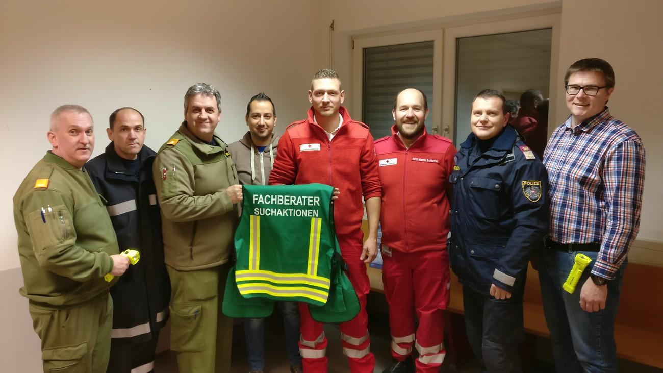 25 neue Fachberater Suchaktionen im Bezirk Oberpullendorf