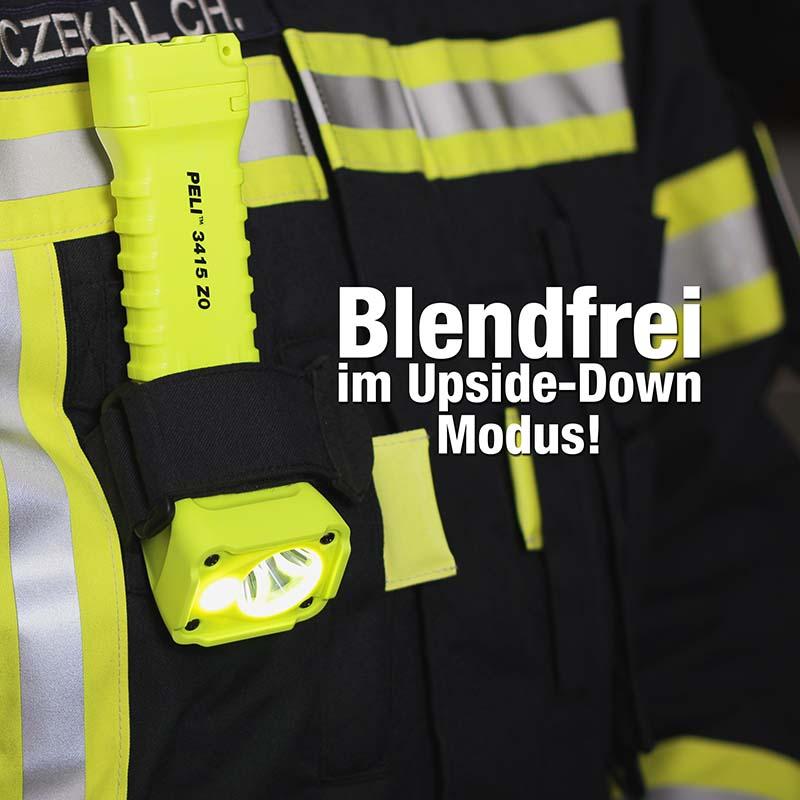 PELI 3415 Lampen – Blendfrei in den Einsatz!