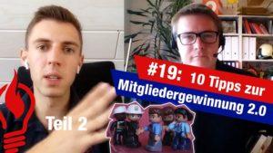 #19: 10 heiße Tipps zur Mitgliedergewinnung 2.0 (Teil 2)